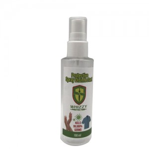 Protective Spray Disinfectant