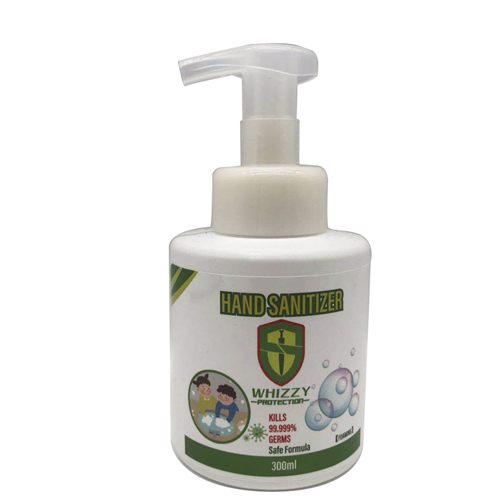 Foaming Hand Sanitizer Featured Image