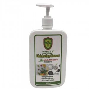 High Efficient Disinfecting Cleanser