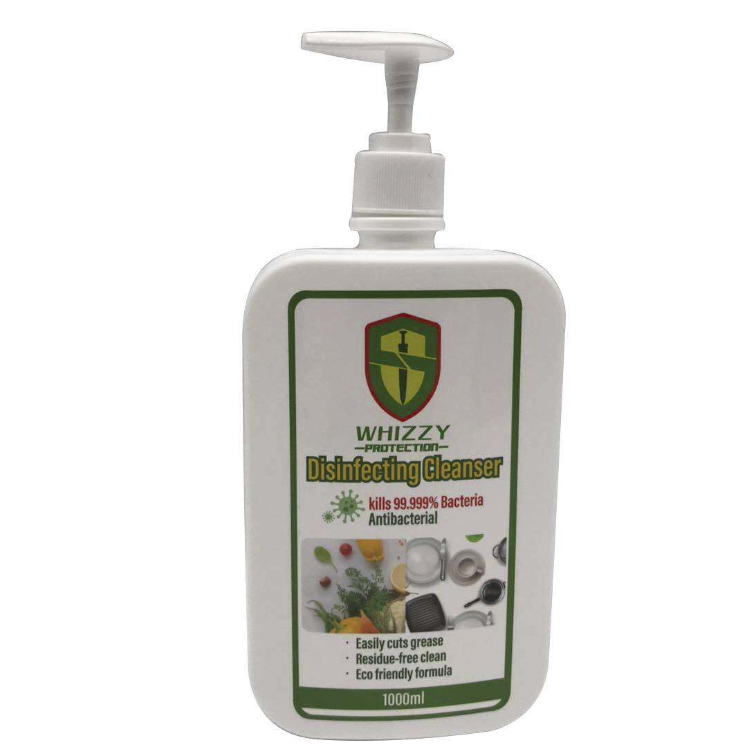 High Efficient Disinfecting Cleanser Featured Image