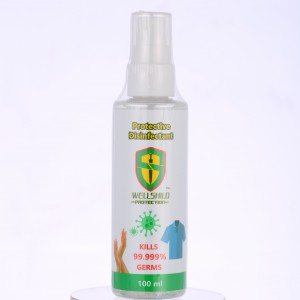 Good Quality Protective Disinfectant 100ml